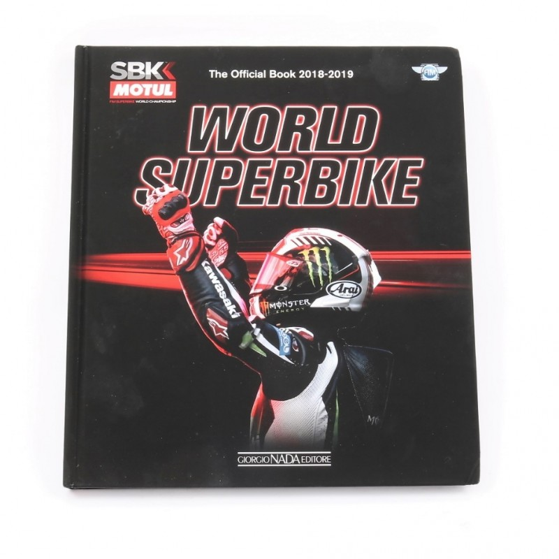 Libro Superbike 2018/19 - Autografato dai Piloti SBK