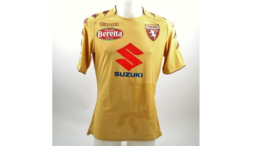 Rincon's Match-Issued/Signed Torino Shirt - Serie A 2017/18