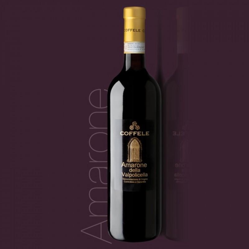 Bottiglia Amarone della Valpolicella, 2016 - Coffele