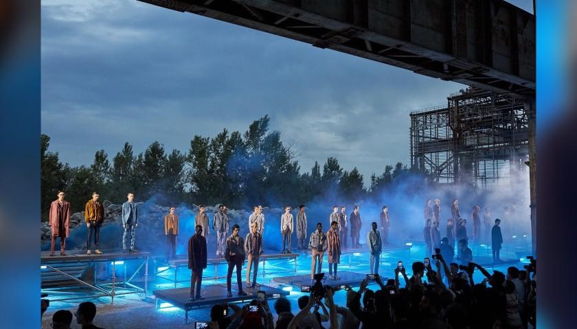 Attend the Ermenegildo Zegna Fashion Show, F/W 2020/21