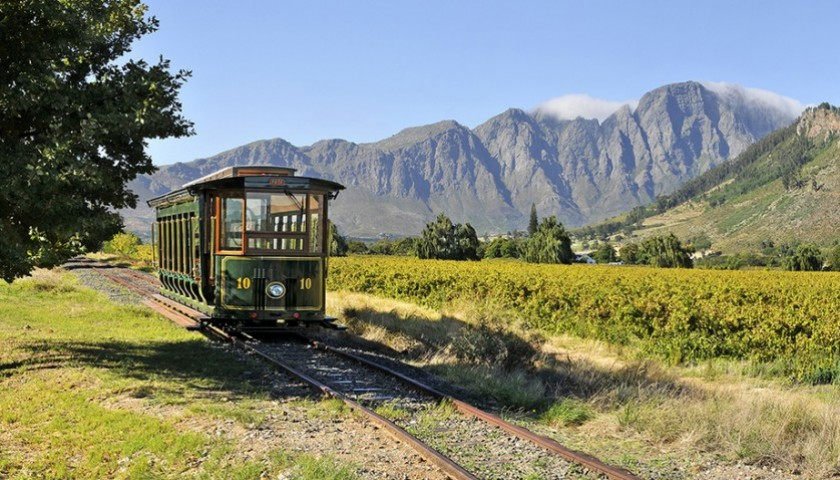 Five-Night Luxury Stay at Rickety Bridge, South Africa