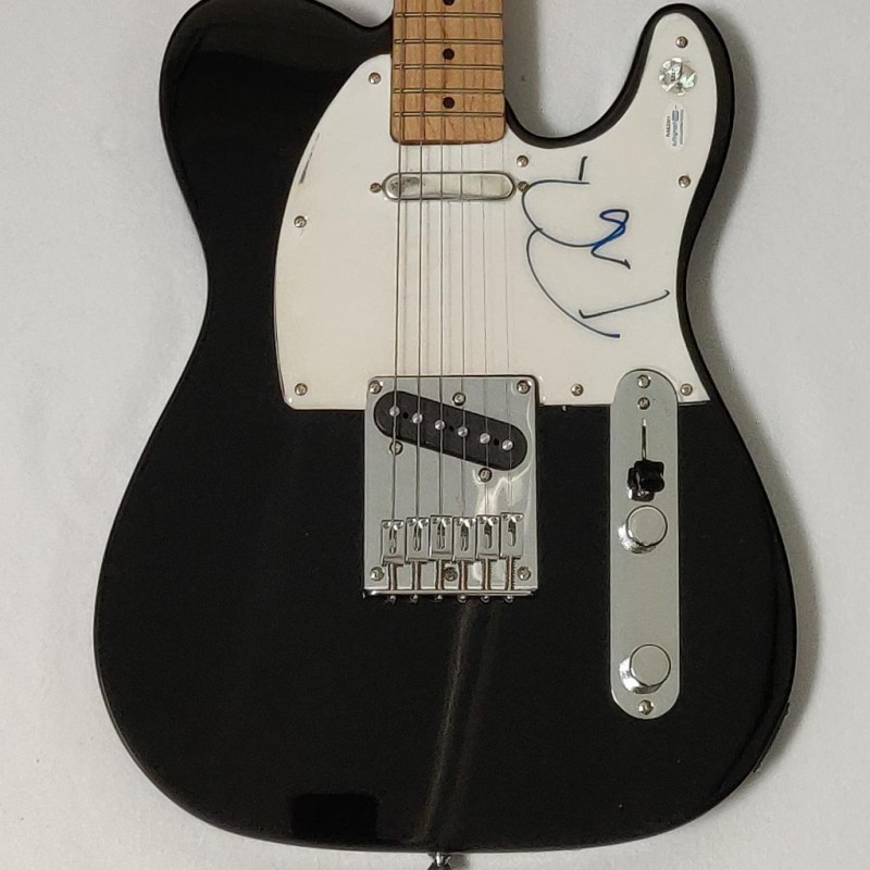 Tom Petty Autographed Fender Electric Guitar