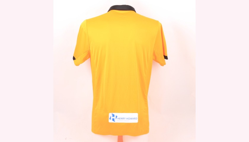 Newport County Official Poppy Shirt Signed by the Team