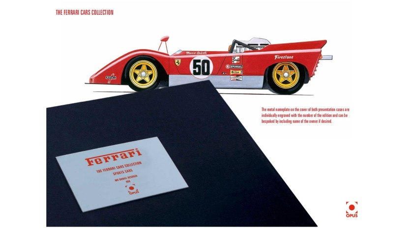 The Ferrari Cars Collection - Limited Edition 3 Box Sets (Over 260 Cars)