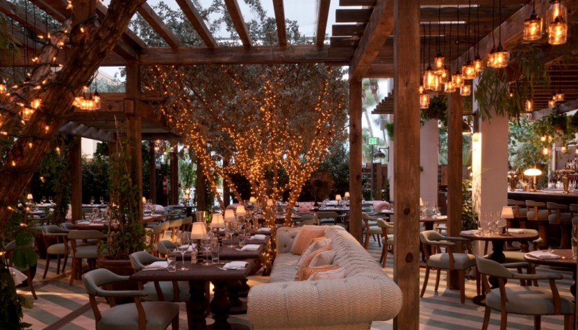Dinner for 4 at Cecconi's Restaurant at Soho Beach House