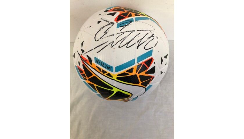 Match-Ball Serie A 2019/20 - Signed by Cristiano Ronaldo