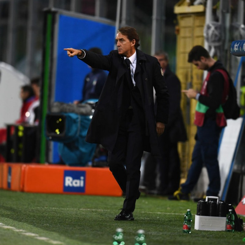 Italy National Football Team Trench by Ermanno Scervino