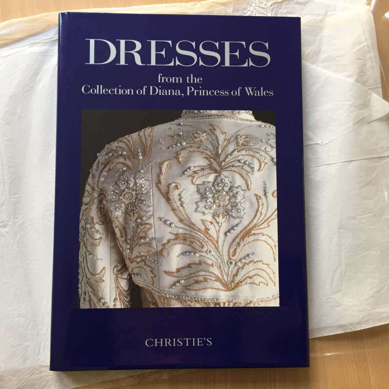 Limited Edition Princess Diana Book of Dresses