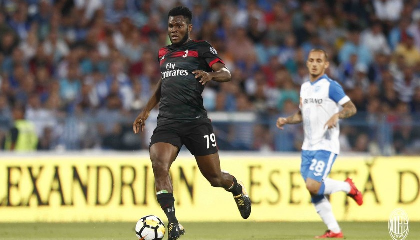 Kessie's Official 2017/18 Shirt - Signed