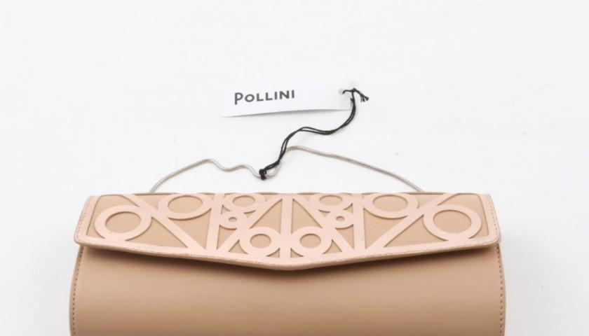 Exclusive Pollini Clutch bag