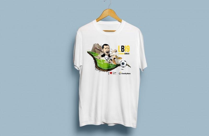 White LB19 T-Shirt