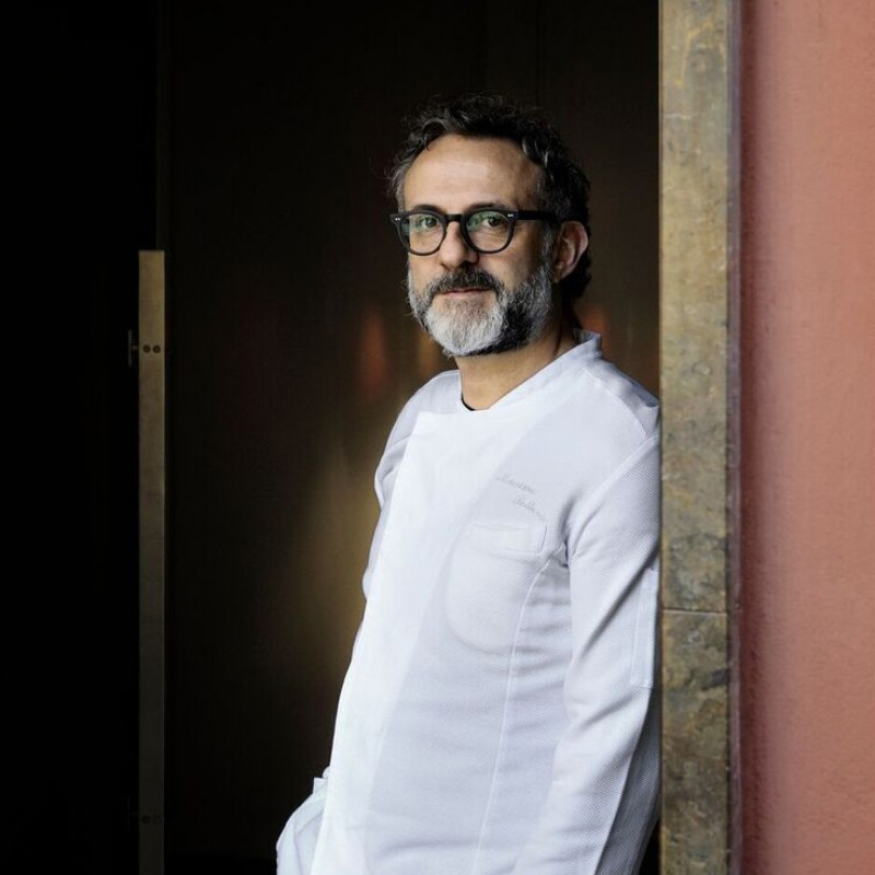 "2 Seats at Massimo Bottura's ""Great Arrival Dinner"" in New York"