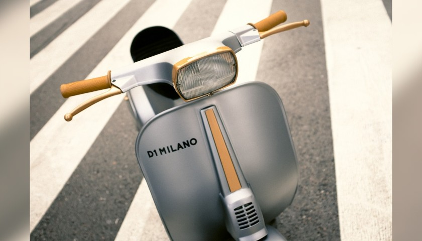 Vespa 50 Special Scooter -  D1 Milano Vintage Limited Edition
