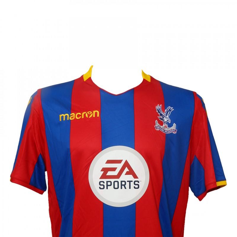 Play Left Centre Mid Alongside Crystal Palace FC Legend Andy Johnson