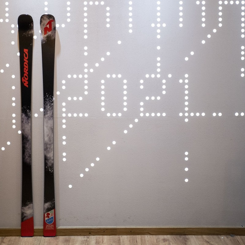 Nordica Dobermann Skis - Cortina 2021 Limited Edition
