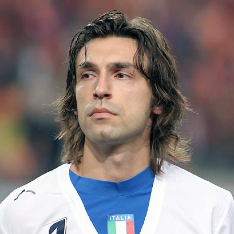 Pirlo's Match Shirt, France-Italy 2006