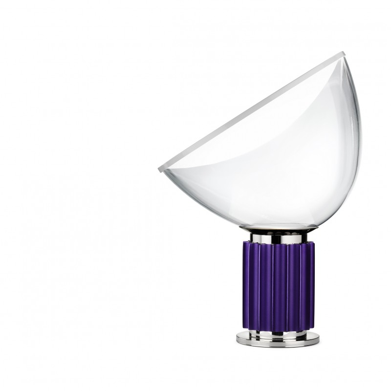 "Purple Flos ""Taccia"" small lamp"