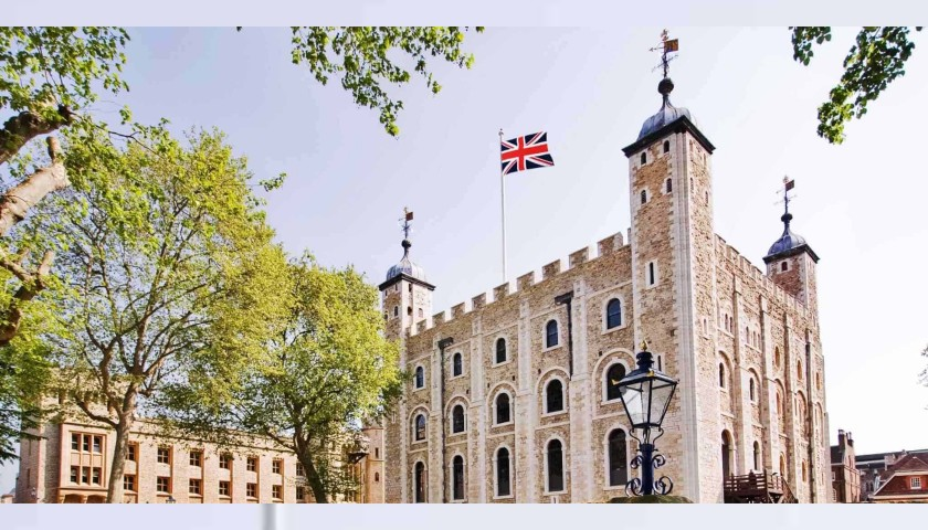 """""""Ceremony of Keys"""" and Tour of The Tower of London"""