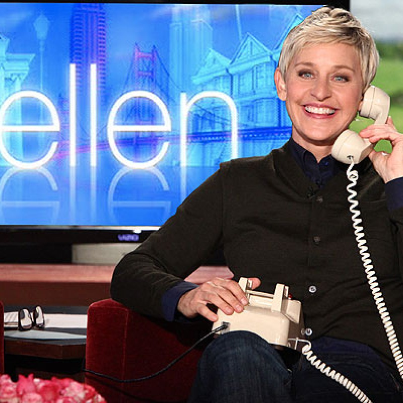 "VIP Tickets to ""The Ellen Show"""