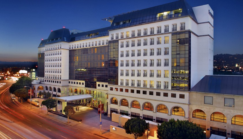 Enjoy a 2-Night Stay at the Sofitel in Los Angeles