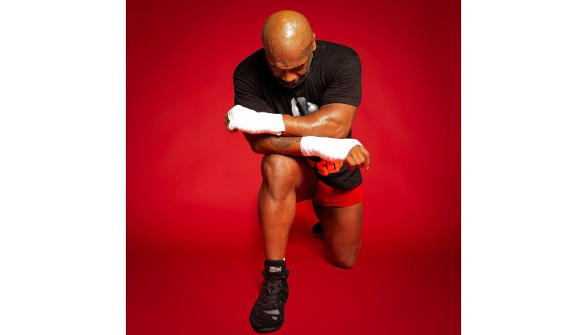 Have Lunch & Train with Mike Tyson in LA