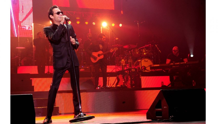 Meet Marc Anthony on Oct. 25 in Boston, MA