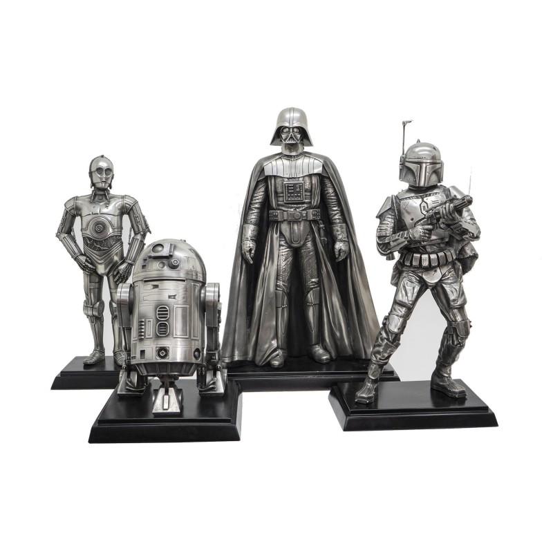 Star Wars: Compulsion Studios Limited Edition Pewter Set