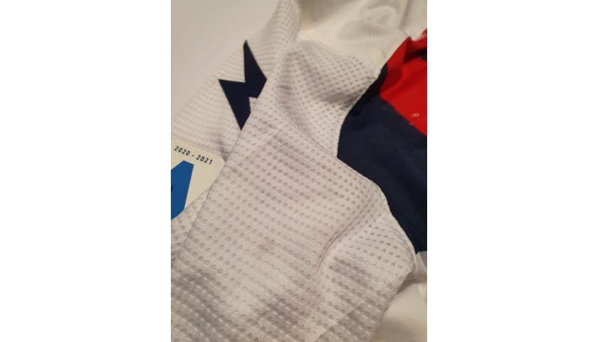Simy's Match Shirt, Sampdoria-Crotone 2020
