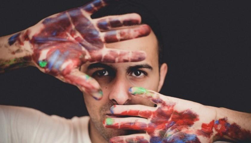 Win Jack Black's Personal Matteo Charles Portrait