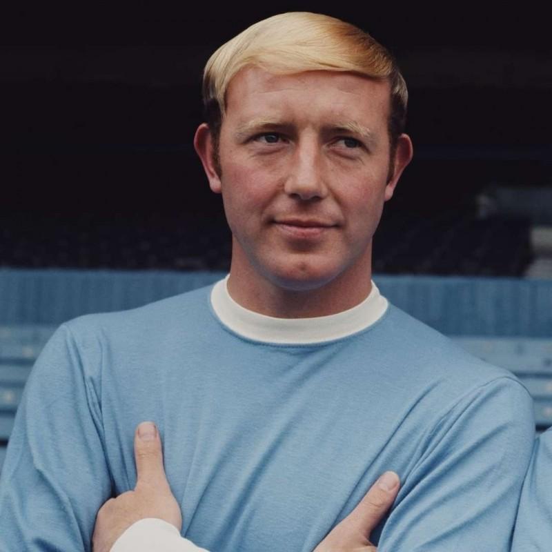 Heslop's Manchester City Match Shirt, 1960s