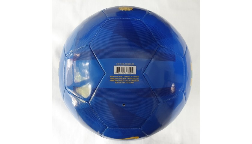 Official Brazil Football - Signed by Pelé