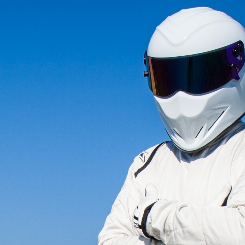 Weekend Learning to Race Like a F1 Driver with The Stig at the Top Gear Test Track