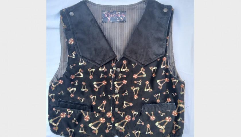 "The Author's Vest: ""Pinocchio Circus"" by Patrizia Grieco"