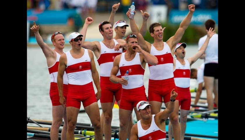 Rowing with a Canadian Olympic Rower: for 3 / 6 People