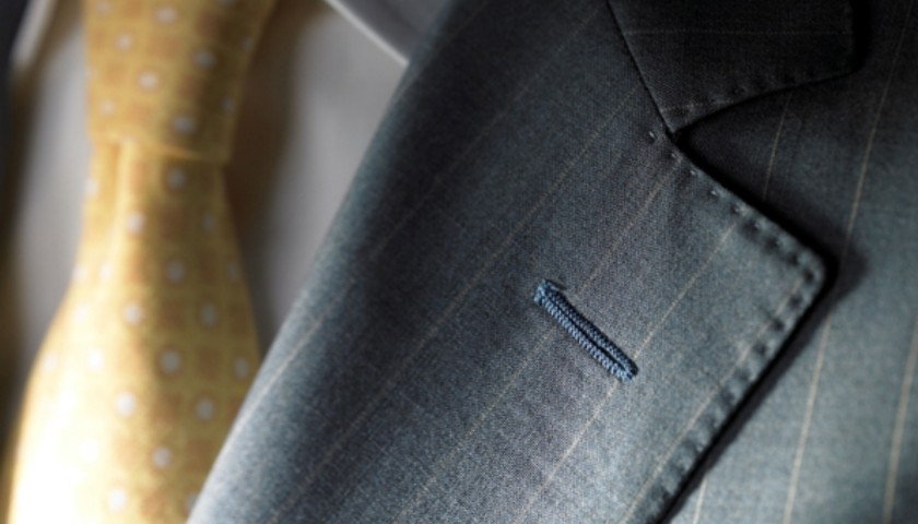 Made-to-Measure Suit by Alessandro Martorana