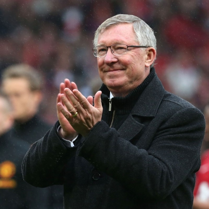 Exclusive meet and greet experience with football legend Sir Alex Ferguson, at Old Trafford