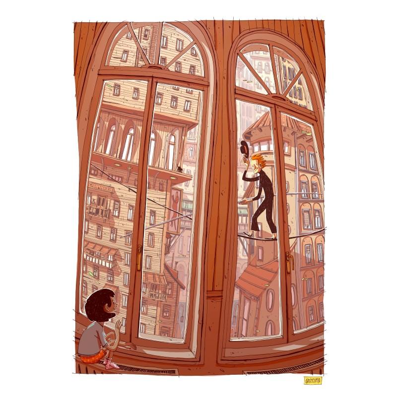 """""""Un punto di vista diverso"""" by Daniel Cuello"""
