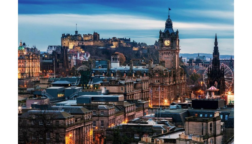 2-Night Stay with Dinner and Prosecco at Malmaison Hotel in Edinburgh