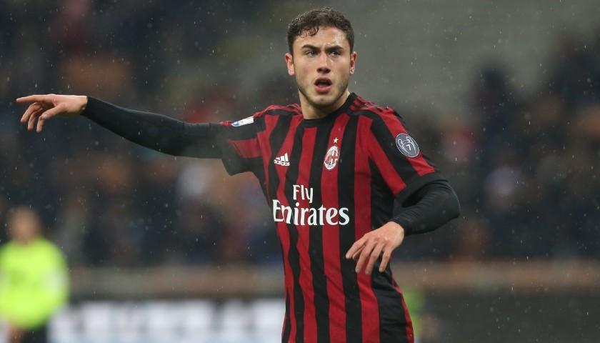Maglia Home AC Milan DAVIDE CALABRIA