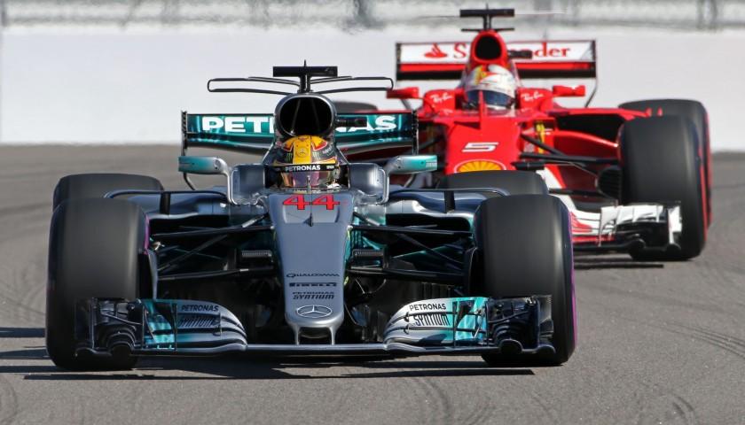 2 VIP Passes to Attend 2017 Monza Grand Prix