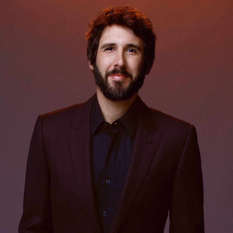 Win a Personalised Christmas Message from Josh Groban