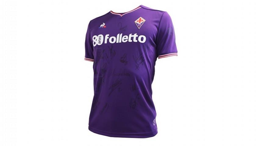 Maglia Home Fiorentina personalizzata