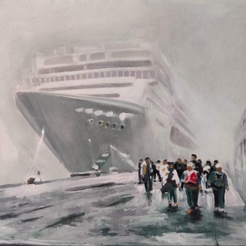 """""""Landing"""" by Antonello Arena"""