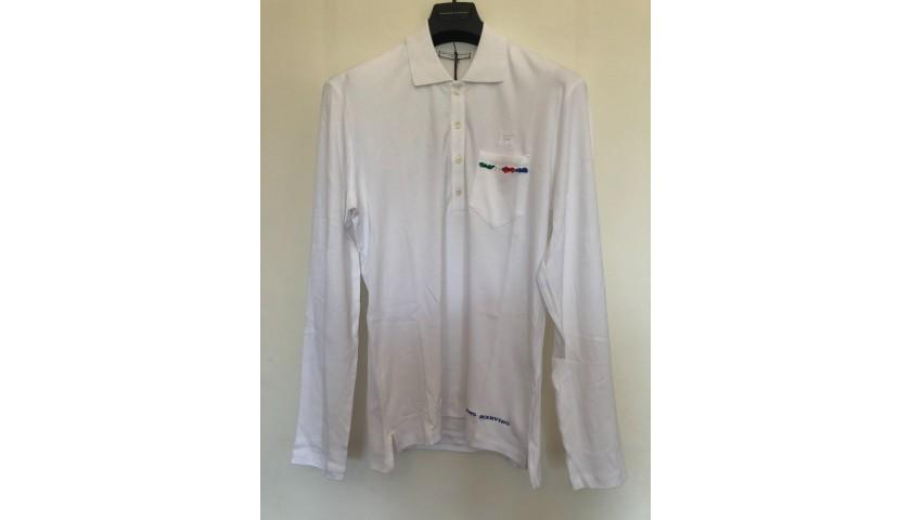 Leonardo Bonucci's Ermanno Scervino Polo Shirt