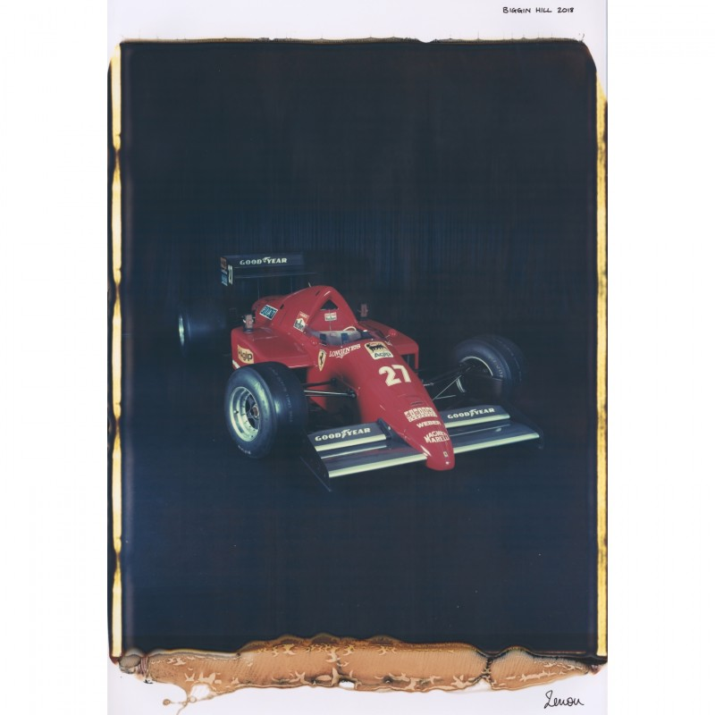 The Ecclestone Grand Prix Heritage Polaroid Collection