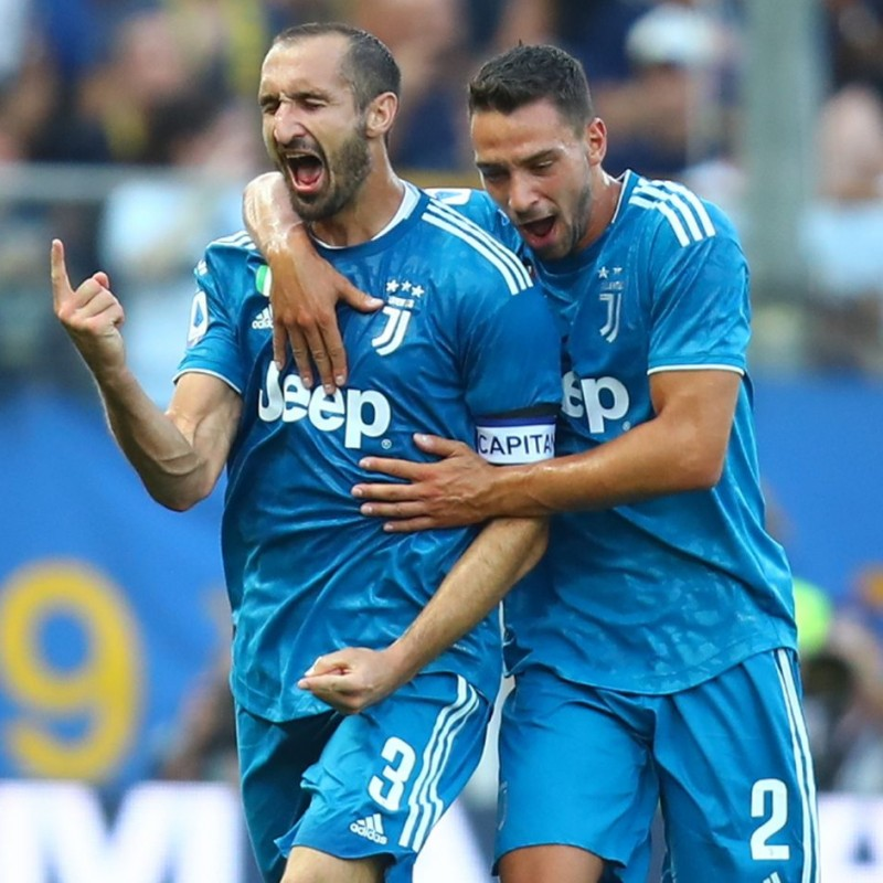 Enjoy Juventus-Napoli Match from Row 3 with Hospitality