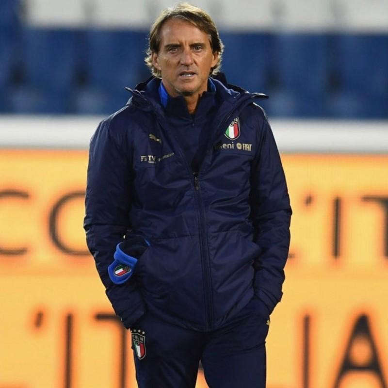 Italy National Squad WarmCell Down Training Jacket, 2020 Season