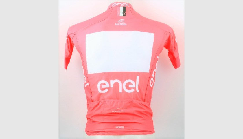 Pink Jersey, Giro d'Italia 2019 - Signed by Carapaz
