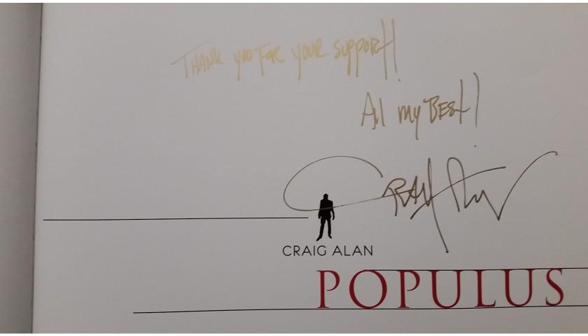 Dream Big by Craig Alan + Autographed Populus Book