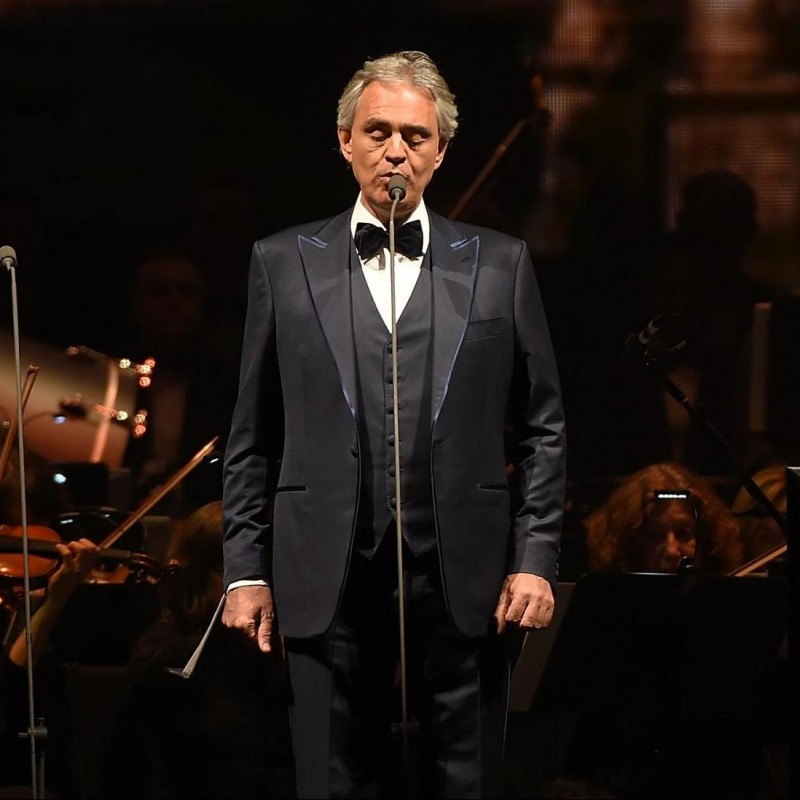 Attend the Andrea Bocelli Concert in Tuscany + Hospitality
